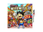 Carnival Games: Wild West 3D Nintendo 3DS