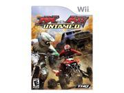 MX vs. ATV Untamed Wii Game THQ