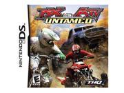 MX vs ATV Untamed Nintendo DS Game THQ