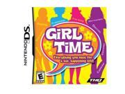 Girl Time Nintendo DS Game