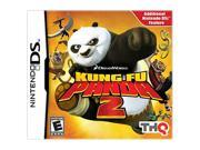 Kung Fu Panda 2 Nintendo DS Game