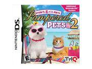 Paws & Claws Pampered Pets 2 Nintendo DS Game