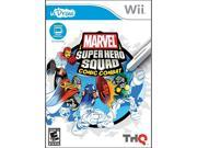 Marvel Super Hero Squad: Comic Combat (uDraw) Wii Game