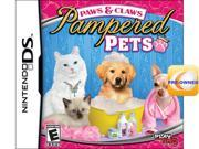 Pre-owned Paws & Claws Pampered Pets 2  DS