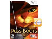 Pre-owned Puss in Boots  Wii