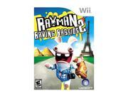 Rayman Raving Rabbids 2 Wii Game