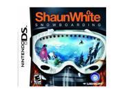 Shaun White Snowboarding Nintendo DS Game
