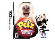 Petz Monkeyz House Nintendo DS Game