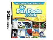 My Fun Facts Coach Nintendo DS Game