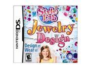 Style Lab: jewelry Design Nintendo DS Game
