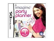 Imagine: Party Planner Nintendo DS Game