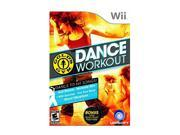 Gold's Gym Dance Workout Wii Game