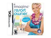 Imagine: Resort Owner Nintendo DS Game UBISOFT