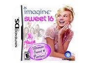 Imagine: Sweet 16 Nintendo DS Game