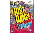 Just Dance: Disney Party Wii Game