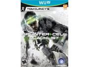 Tom Clancy's Splinter Cell: Blacklist Nintendo Wii U