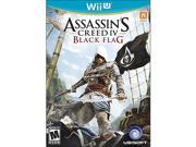 Assassin's Creed 4: Black Flag (Day 1) Wii U