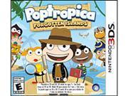 Poptropica Forgotten Islands Nintendo 3DS