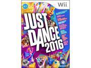 Just Dance 2016 - Nintendo Wii