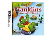 Franklin's Great Adventures Nintendo DS Game