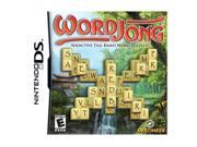 Word Jong Nintendo DS Game