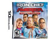 Iron Chef America: Supreme Cuisine Nintendo DS Game