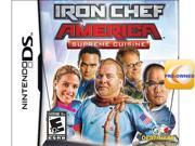 Pre-owned Iron Chef America Supreme Cuisine  DS