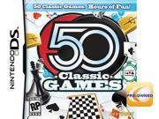 Pre-owned 50 Games Classics  DS