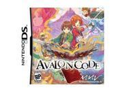 Avalon Code Nintendo DS Game