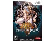 Pandora's Tower Wii Game