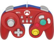 HORI Battle Pad for Wii U (Mario Version) with Turbo