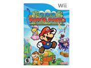 Super Paper Mario Wii Game