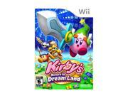 Kirby's Return to Dream Land Wii Game