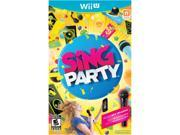 SiNG Party w Wii U Microphone Wii U Games