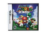 Super Mario 64 Nintendo DS Game Nintendo