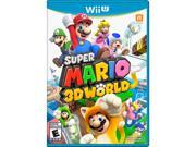 Super Mario 3D World Wii U Game