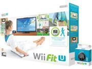 Wii Fit U with Wii Balance Board and Fit Meter  Wii U