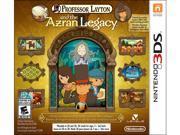 Professor Layton & The Azran Legacy Nintendo 3DS Nintendo