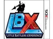 LBX: Little Battlers eXperience Nintendo 3DS