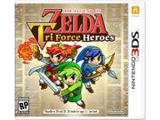 The Legend of Zelda: TriForce Heroes Nintendo 3DS