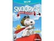 Snoopy's Grand Advernture Nintendo Wii U