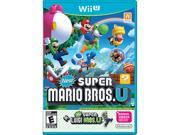 New Super Mario Bros U + New Super Luigi U - Nintendo Wii U