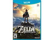 The Legend of Zelda: Breath of the Wild Nintendo Wii U 103421