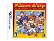 River City Super Sports Challenge Nintendo DS Game