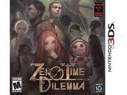 Zero Escape 3 Nintendo 3DS