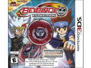 BEYBLADE: Evolution Collector's Edition w/ Wing Pegasus Nintendo 3DS Game
