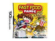 Fast Food Panic Nintendo DS Game