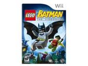 Lego batman Wii Game Warner Bros. Studios