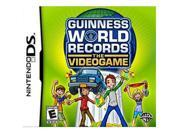 Guiness Book of World Records Nintendo DS Game