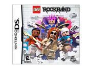 Rock Band: Lego Nintendo DS Game Warner Bros. Studios